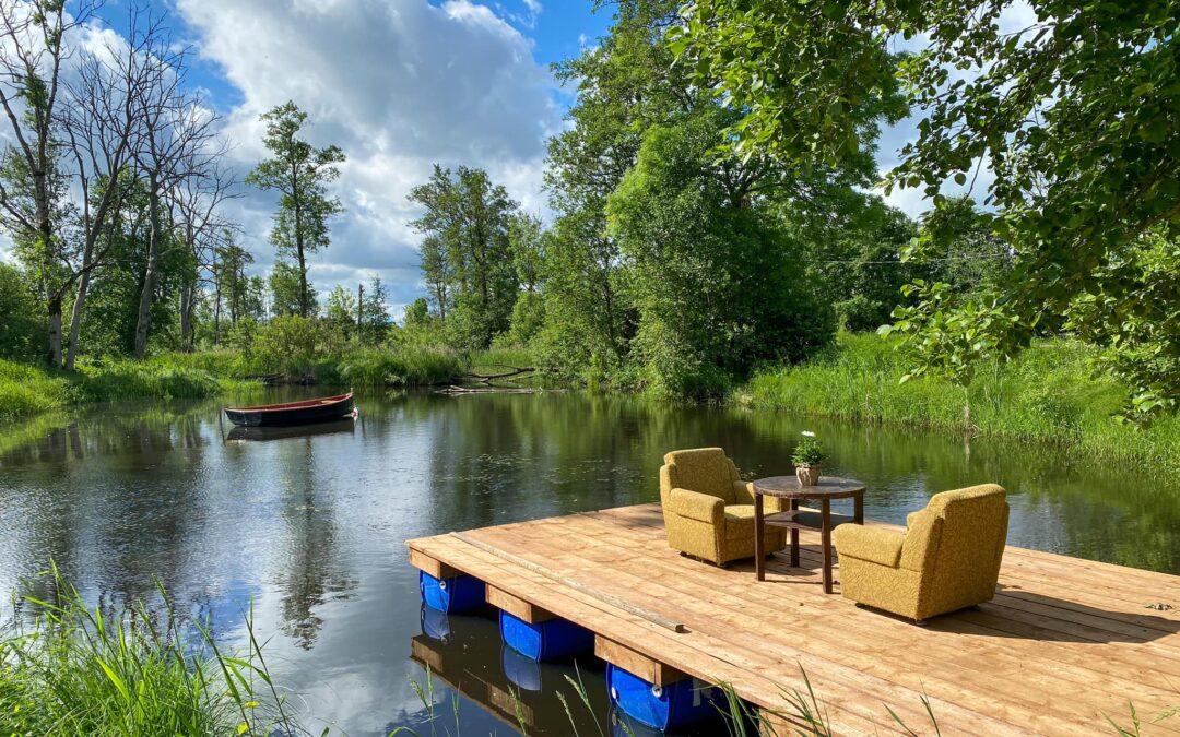 Eesti külad võtavad oma piirkonna arendamise enda kätesse