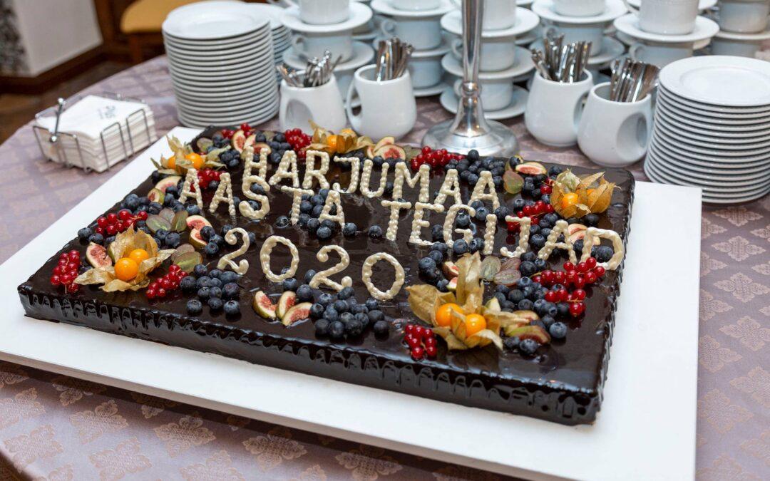 Harjumaa Aasta Tegija 2021 valitakse taas – märkame panustajaid. Esita oma kandidaat!